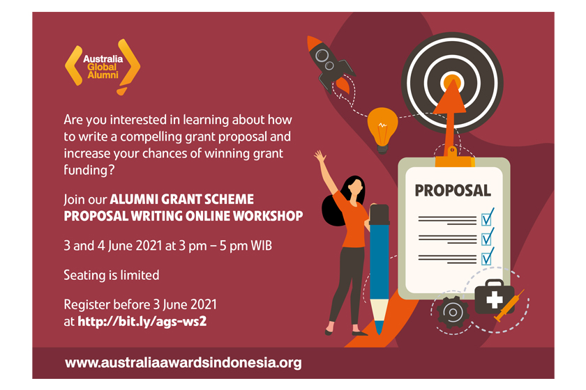 Join Our AGS Proposal Writing Online Workshop