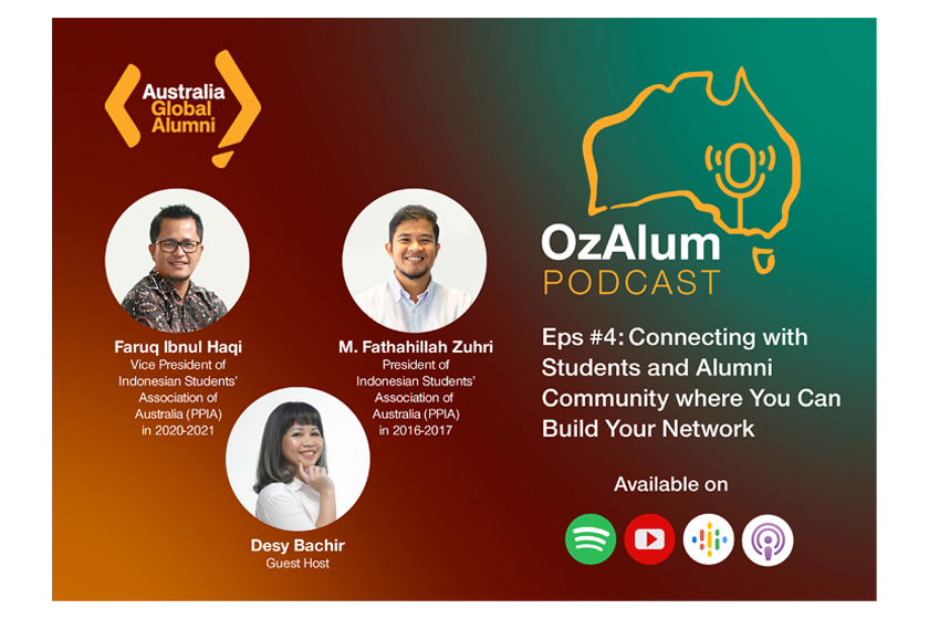 Connecting with Students and Alumni Community where You Can Build Your Network