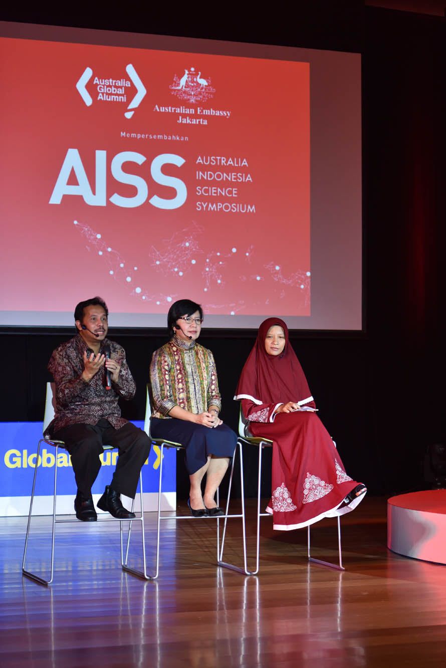 The Australia-Indonesia Science Symposium (AISS) Send-off, 22 November 2016 at the Australian Embassy Jakarta