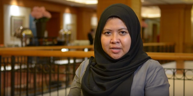 Fitriani Hidayah, Short Term Awards Alumnus