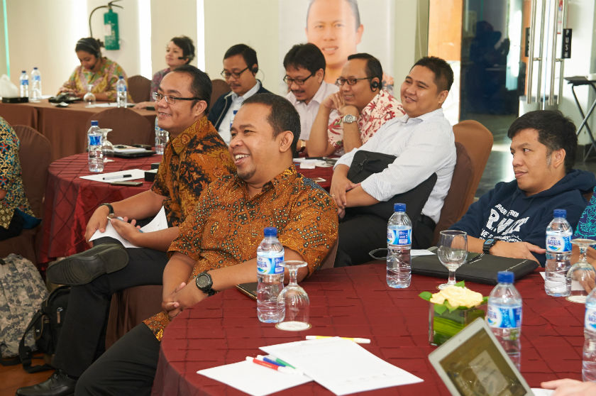 Participants of Strengthening Public Policy Making Processes