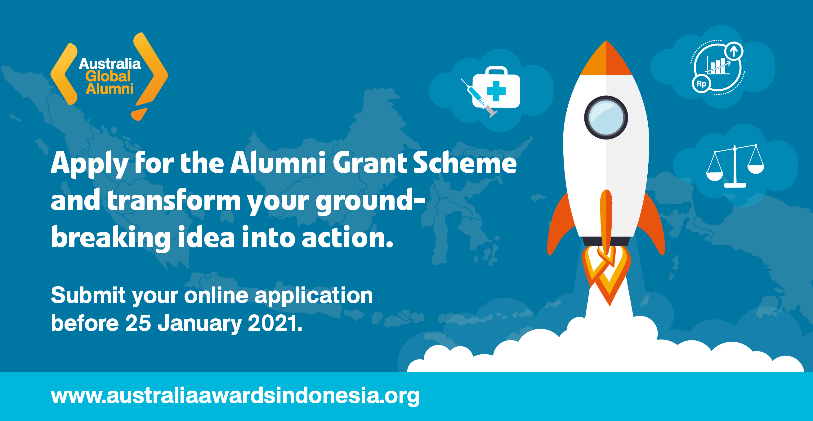Applications Open for the Alumni Grant Scheme 2021 Round 1