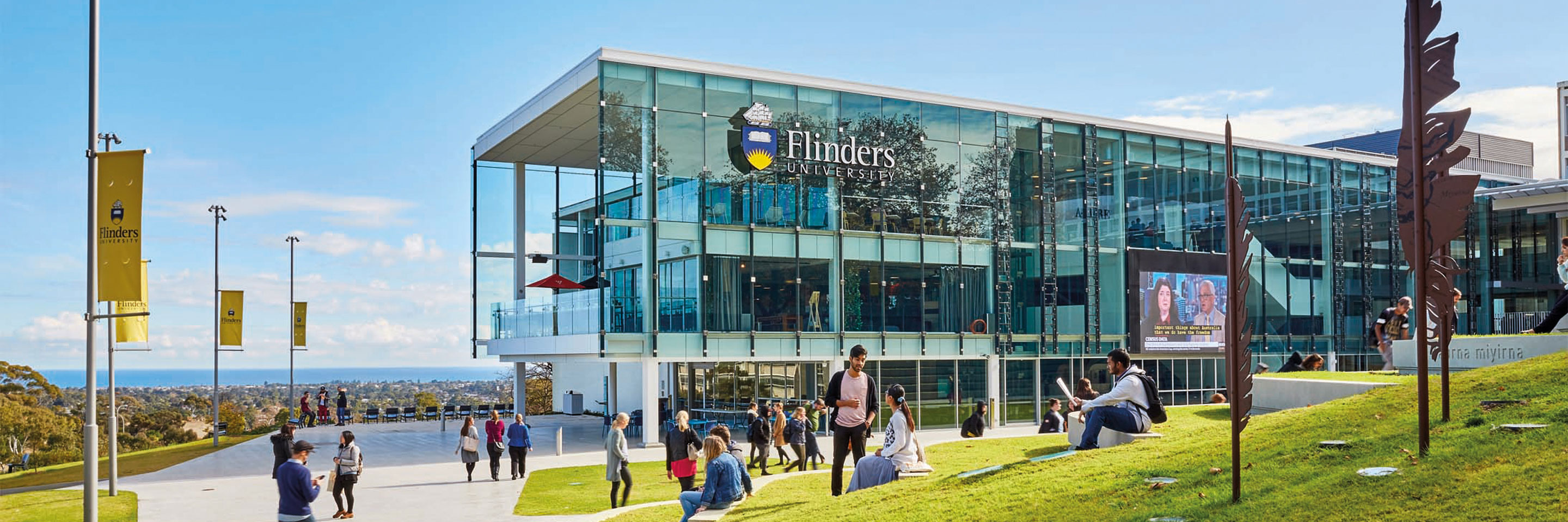 The Australia Awards are prestigious international scholarships that provide you with high-quality educational experiences at world-class universities (Photo courtesy of Flinders University).