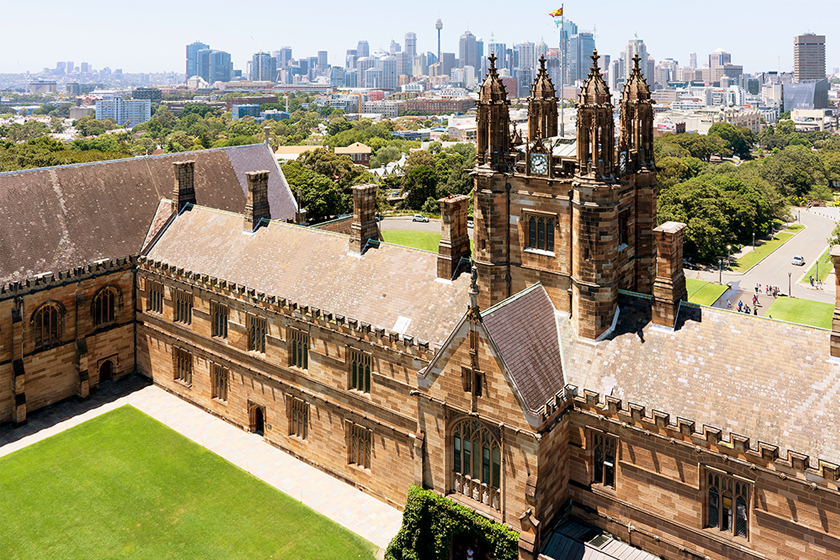 The Australia Awards offer a world-class education in a friendly and safe multicultural society, with the opportunity to make links with Australia's public, private, academic and NGO networks (Photo courtesy of The University of Sydney).