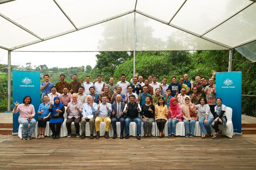 Participants of Strengthening Public Policy Making Processes Course