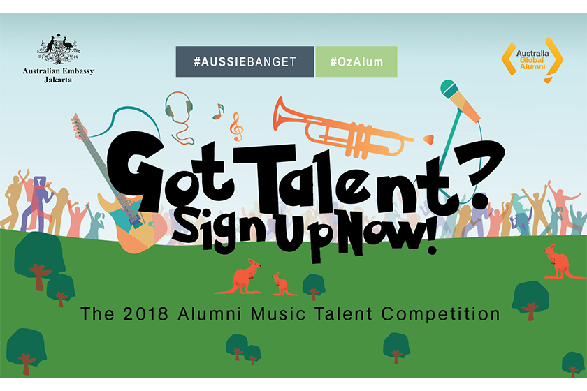 The 2018 Alumni Music Talent Competition