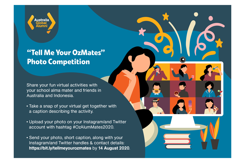"""""""Tell Me Your OzMates"""" Photo Competition Terms & Conditions"""